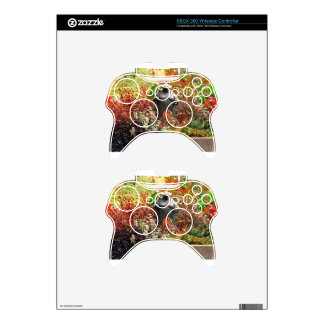 Botanical Gardens Xbox 360 Controller Skins