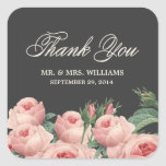 Botanical Glamour | Favor Stickers