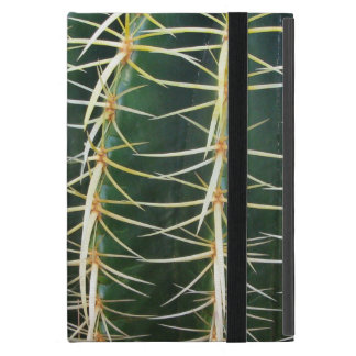 Botanical Green Sphere Cactus iPad Mini Case