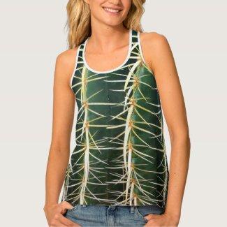 Botanical Green Sphere Cactus