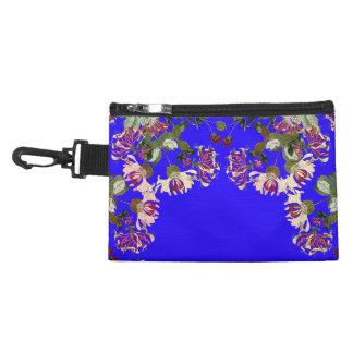 Botanical Honeysuckle Flowers Floral Vintage Bag Accessory Bag