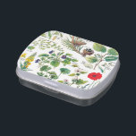 """Botanical Illustrations - Larousse Plants Candy Tin<br><div class=""""desc"""">Botanical Illustrations - Larousse Plants.  Please visit my store for more interesting design and more color choice. =&gt; zazzle.com/colorfulworld*</div>"""