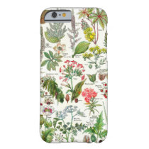 Botanical Illustrations-Larousse Plants dangereus Barely There iPhone 6 Case