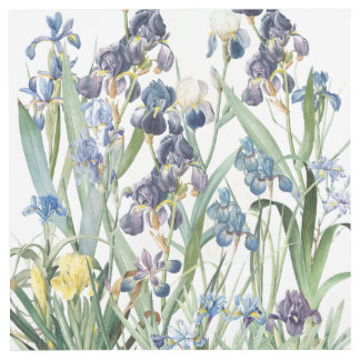 Botanical Iris Flowers Floral Inlet Outlet Cover