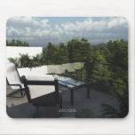 Botanical Observation - Deck Mousepad