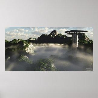 Botanical Observation - Tower - Extreme Poster