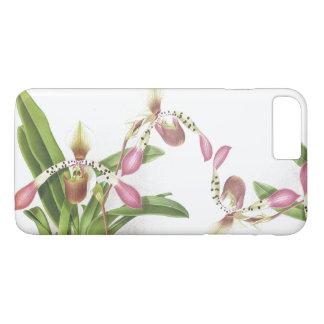Botanical Orchid Floral Flower iPhone 7 Case