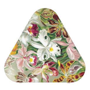 Botanical Orchid Flowers Floral Tropical Speaker