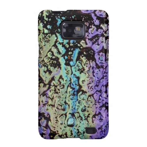 Botanical Rainbow Cell phone cover Galaxy SII Cover