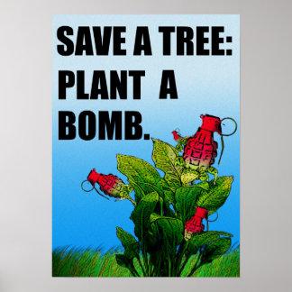 Botanical Revolution Poster
