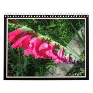 BOTANICAL SENSATION CALENDAR