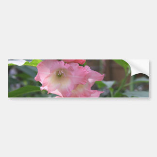 Botanical Series Bumper Sticker
