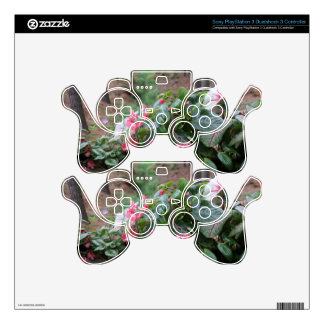 Botanical Series PS3 Controller Skin