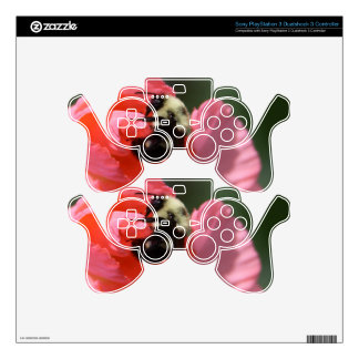 Botanical Series Skin For PS3 Controller