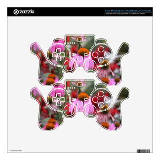 Botanical Series Skins For PS3 Controllers
