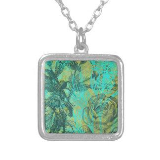 Botanical Vintage Necklace
