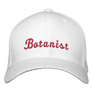 Botanist Embroidered Baseball Hat