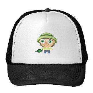 Botanist - My Conservation Park Trucker Hat