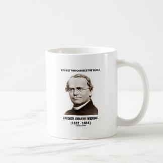Botanist Who Changed The World Gregor Mendel Coffee Mug