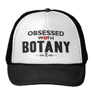 Botany Obsessed Cap