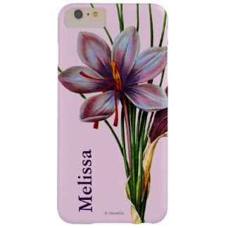 Botany: Saffron Barely There iPhone 6 Plus Case