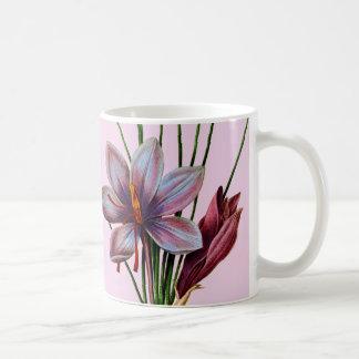 Botany: Saffron Coffee Mug