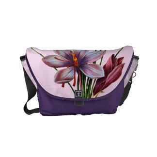 Botany: Saffron Small Messenger Bag