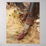 Botas de vaquero 2 poster