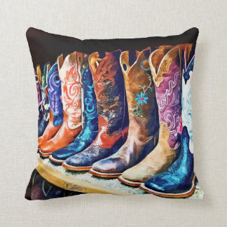 Botas de vaquero cojin