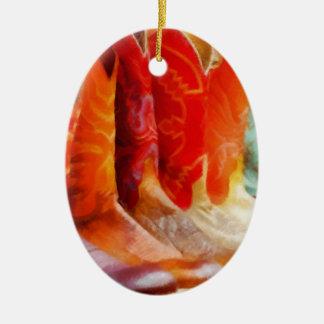 Botas de vaquero coloridas ornaments para arbol de navidad