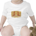 Botas de vaquero traje de bebé