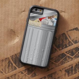 Bote de basura divertido funda para  iPhone 6 tough xtreme