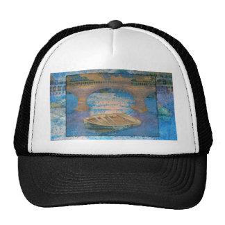 Bote de remos gorra