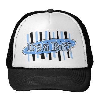 Bote es un gorra del muchacho