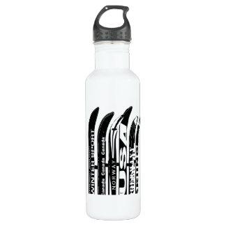 Botella 1 del deporte de invierno de la cuchilla