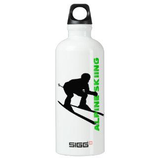 Botella alpina 8 del esquí del deporte de invierno