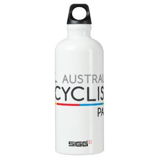 Botella australiana del alumbre del fiesta de los