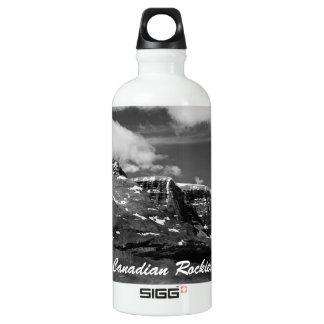 Botella canadiense de la montaña del hielo