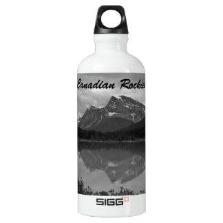 Botella canadiense del lago