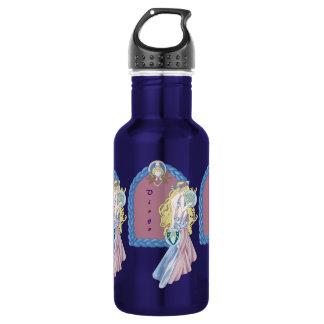 Botella céltica de la libertad del virgo