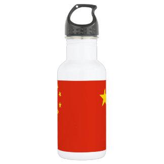 Botella china de la libertad de la bandera