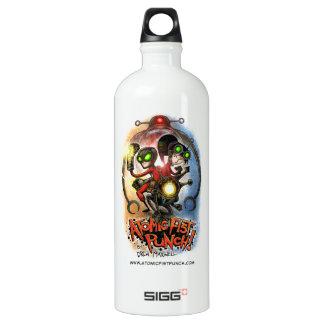 ¡Botella de agua ATÓMICA del SACADOR del PUÑO!!!