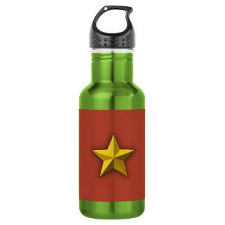 Botella de agua, botella de agua de aluminio,