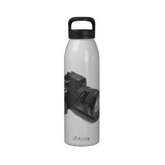 Botella de agua - cámara