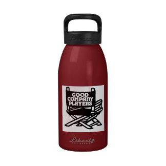 Botella de agua clásica de GCP