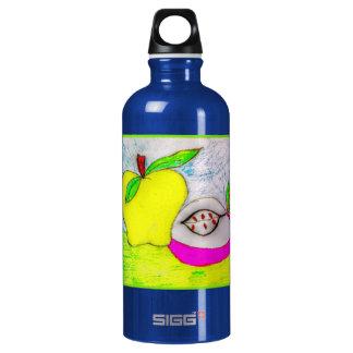 Botella de agua de aluminio de las manzanas 6L