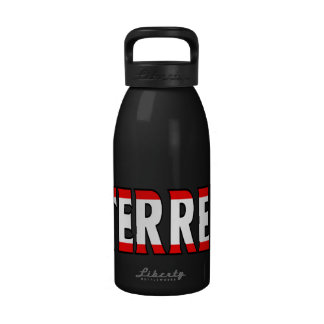 Botella de agua de Austria