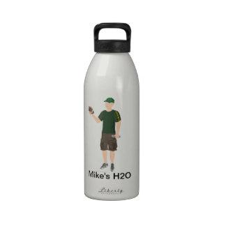 Botella de agua de DHG 32 onzas