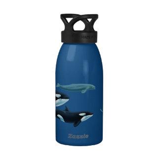 Botella de agua de encargo 1