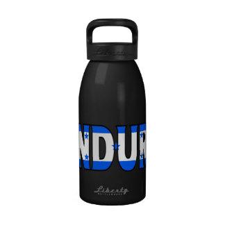 Botella de agua de Honduras